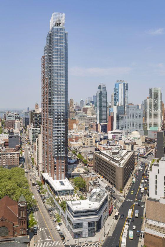 Dattner Architects, Hub, Building Brooklyn Awards, Brooklyn, NY