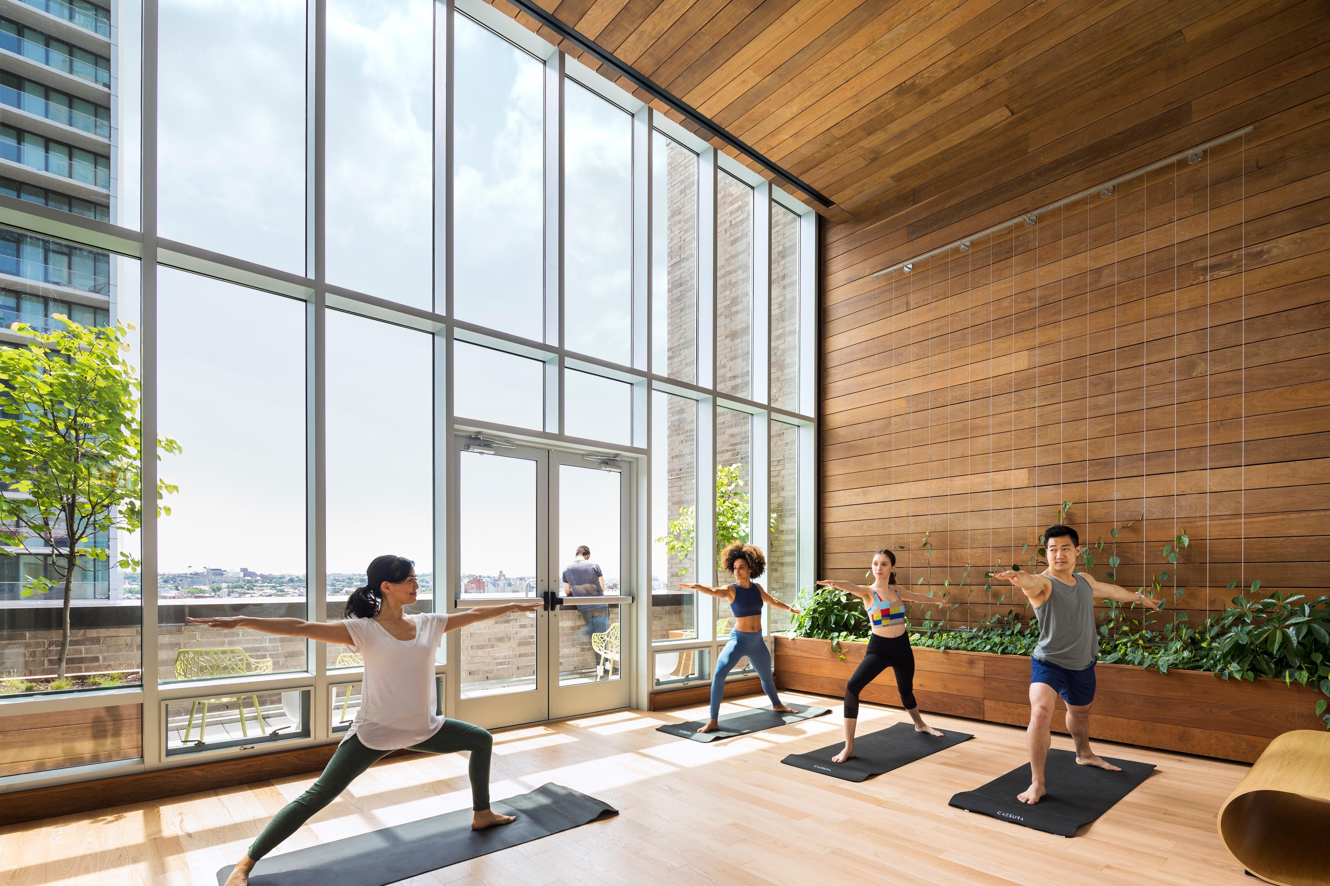Dattner Architects, Caesura, Brooklyn, NY, SARA NY Design Award
