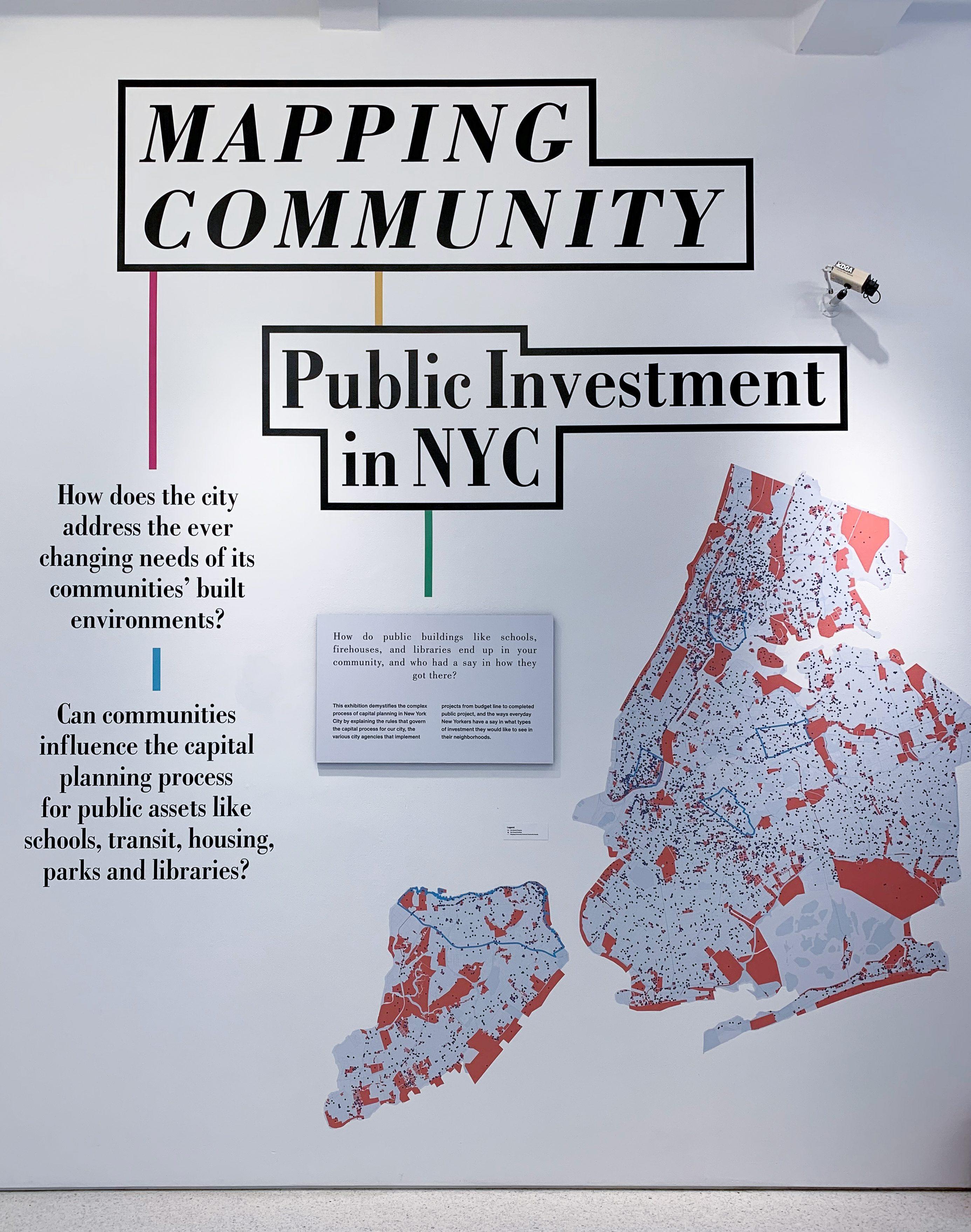 Dattner Architects, AIANY Mapping Community, New York, NY