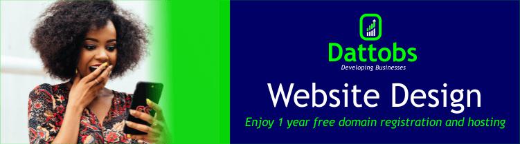 Website design company in Lagos