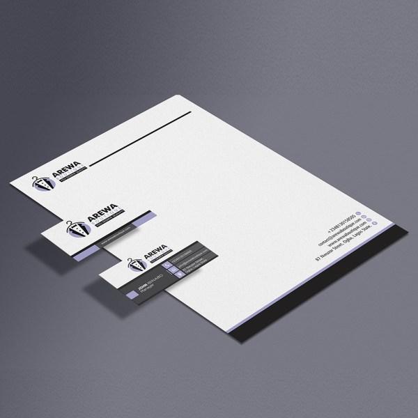 Graphic design company in Lagos