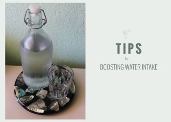 tips for drinking more water, water drinking tips