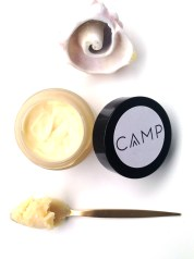 CAMP skincare, CAMP, natural beauty products, natural skincare, CAMP interview, interview with CAMP founder, CAMP lisa