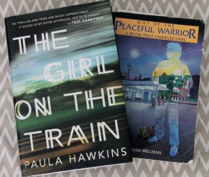The Girl on the Train, Way of the Peaceful Warrior