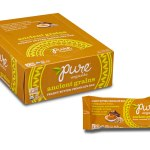 Pure Organic Ancient Grains Bar Peanut Butter Chocolate Bars