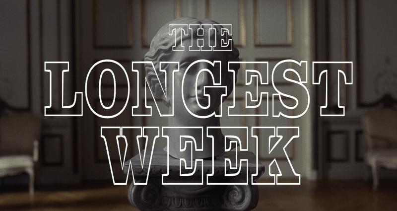 The Longest Week, Netflix