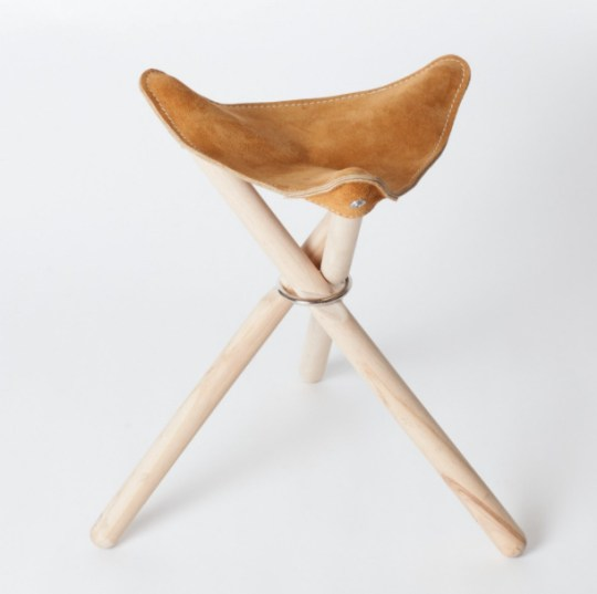 Kalon Backcountry Stool, Beatrice Valenzuela
