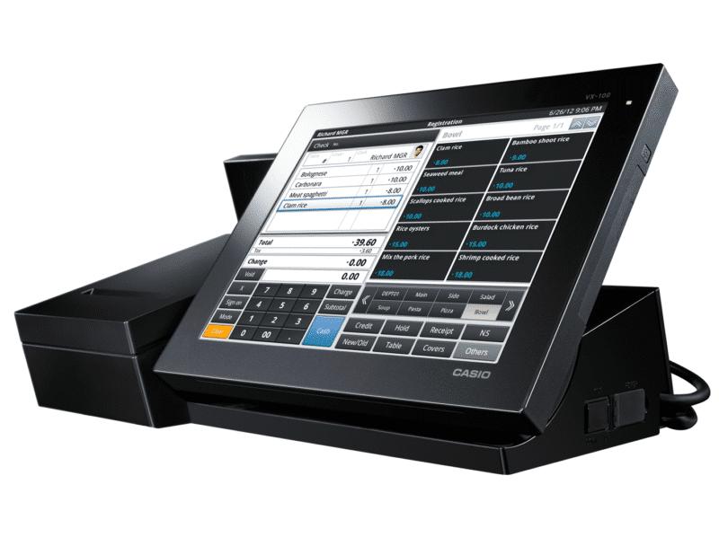 Caisse enregistreuse CASIO V-R200 Premium
