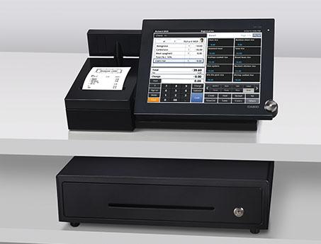 Casio VR200 noir + tiroir