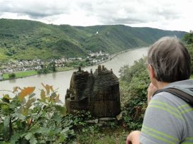 Blick nach Bornhofen