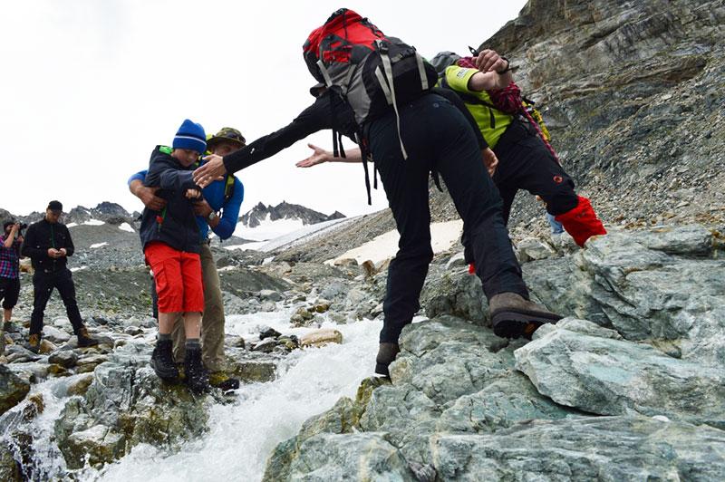 Wander Und Kletterausrüstung : Bergsport und umweltschutz
