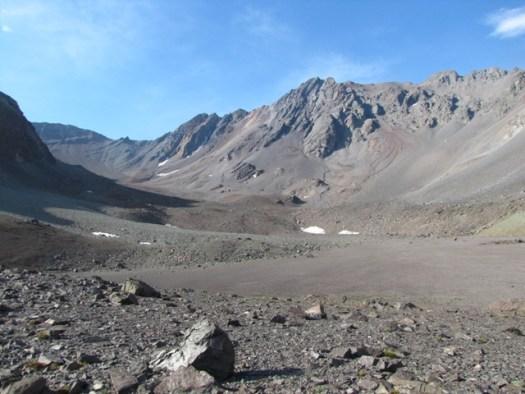 Cerros Klemm y Bávaro