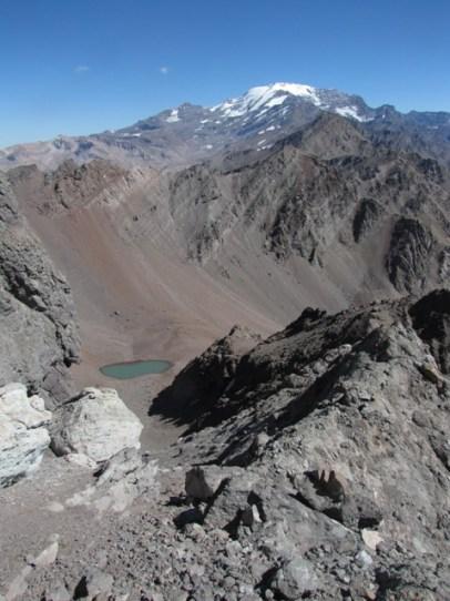 Laguna de las Ramdas y Plomo