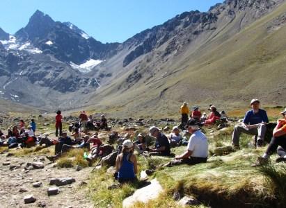 Calendario de Salidas de Trekking 2012