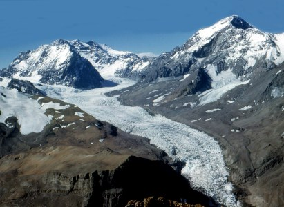 Nevado del Plomo – Primera ascensión desde el lado chileno