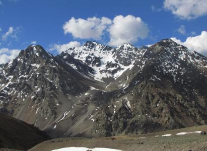 Intento de Ascenso Cerro Puntón Amarillo