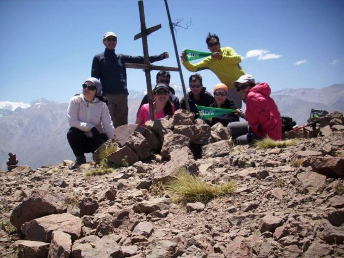 Cumbre Canoitas