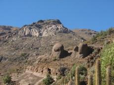 Cerros Terremoto y Covarrubias