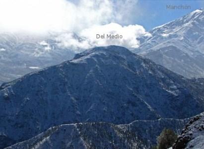 Trekking de ascensión: Cerro del Medio – 11 de mayo