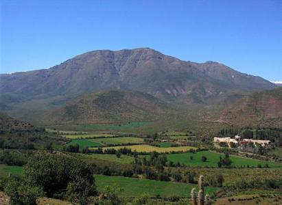 Trekking y ascenso del cerro Orolonco – 28 de Julio