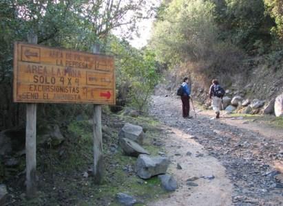 Salida Familiar PN La Campana- Refugio Granizo del DAV Valparaíso