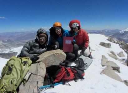 Expedición Ojos del Salado AndesContact / 15-26 de enero 2014