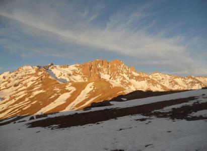 ASCENSO CERRO PIUQUENCILLO (4.047 Mts)-31 AGOSTO/1º SEPTIEMBRE