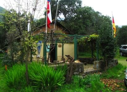 Refugios DAV Valparaíso