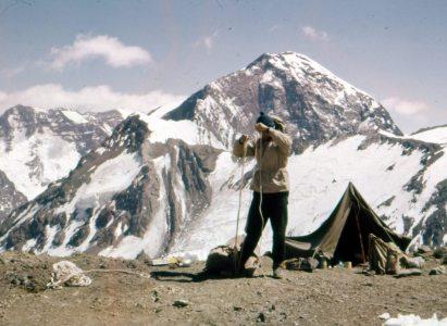 Primer Ascenso al Cerro Tronco – Relato de Walter Stehr de 1960