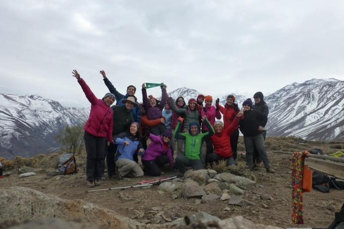 Cumbre Cerro del Medio