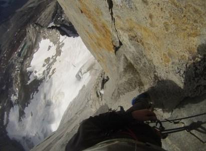 Apertura de nueva ruta en Cara Este de Cerro Castillo – Torres del Paine
