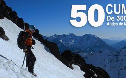 Lanzamiento Libro 50 Cumbres de Mendoza – 6 de Junio