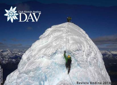 Lanzamiento Revista Andina 2014 – 12 de Agosto
