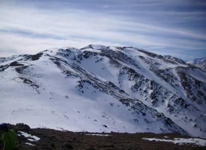 Trekking de ascenso Cerro Carpa – 11 de Octubre