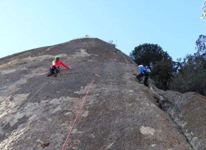 Salida de Escalada al Manzano – Sábado 13 de Diciembre