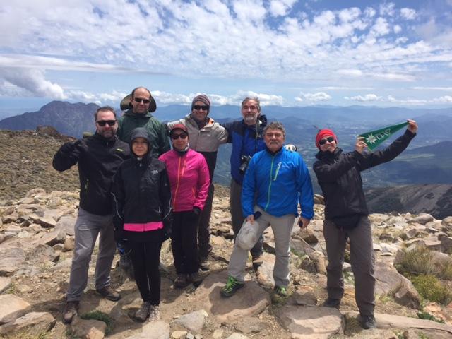 Cerro El Roble 24 oct 2015 2
