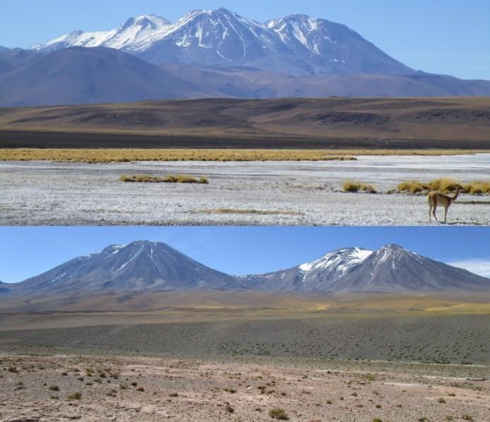 Expedición Volcanes Región de Antofagasta 2015