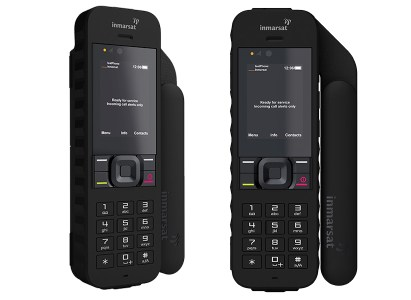 Nuevo Teléfono Satelital