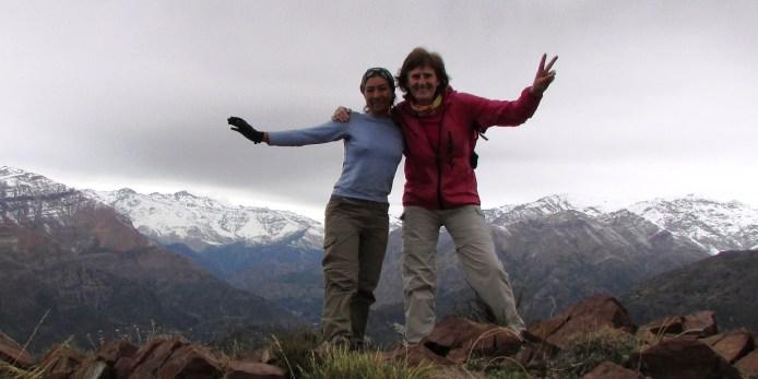 Morro Isidora 2432 msnm.