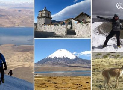 Expedición Volcán Parinacota, DAV-AndesContact / 10 al 18 de septiembre de 2016
