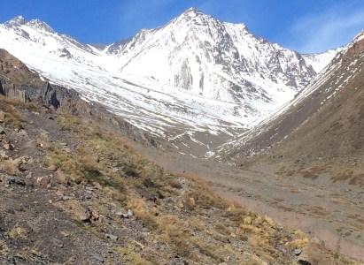 Salida Cerro Vega, 10 y 11 Septiembre