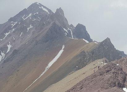 Cerro Los Negros (4-5 de noviembre de 2017)