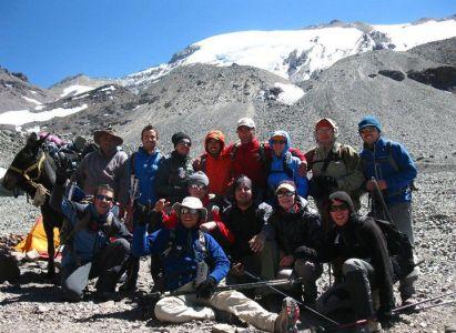 Curso Montañismo Avanzado, Diciembre 2017