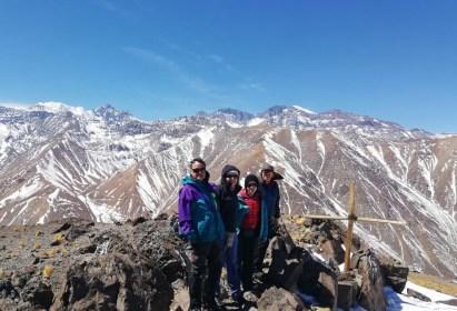 Cerro Cortadera sábado 06 de Abril de 2019