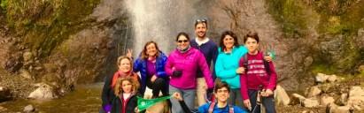 Salida Familiar Parque Natural Aguas de Ramón – Salto de Apoquindo, Sábado 23 de junio de 2018