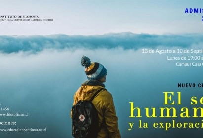 Curso El Ser Humano y la Exploración – Convenio UC / DAV