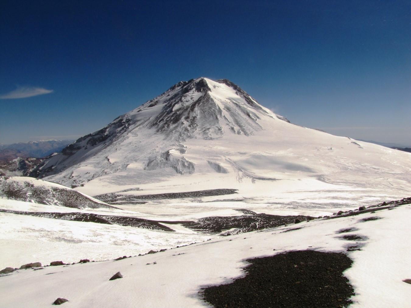 Expedición volcán Tupungato – 26 de diciembre a 6 de enero