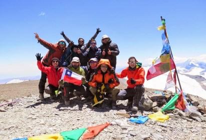 Curso Montañismo Avanzado – Alta Montaña Diciembre 2018