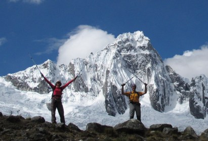 CORDILLERA BLANCA Circuito de trekking y ascensión Nvdo. Pisco –  8 al 17 de Julio 2019