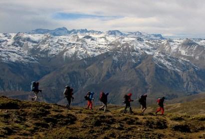 Circuito Santuario de la Naturaleza Alto Huemul – 18 a 21 de mayo